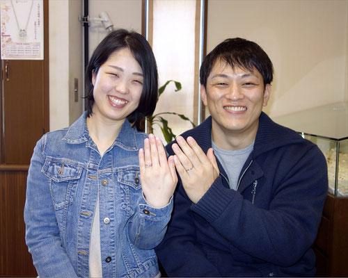 福岡県飯塚市のYさんカップル