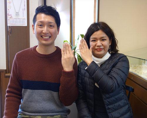 福岡県南区のTさんカップル