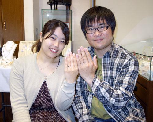 神埼市のHさんカップル