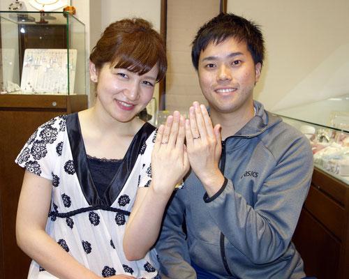 佐賀市のSさんカップル