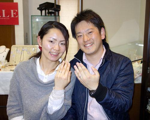 長崎市のNさんカップル