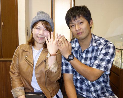福岡県博多区のNさんカップル