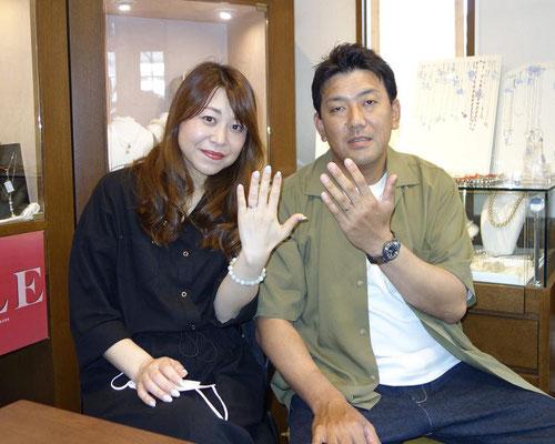 神埼市のTさんカップル