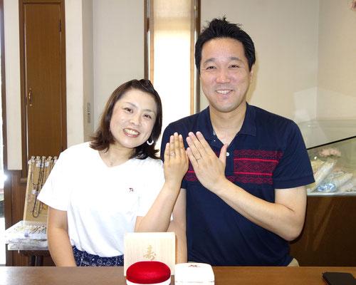 福岡市のNさんカップル
