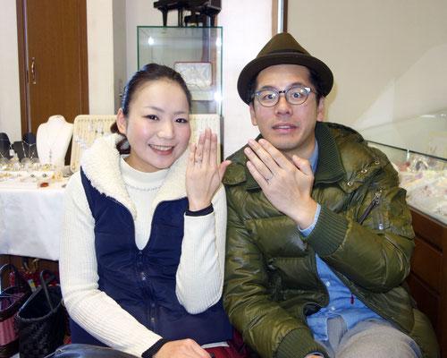 筑紫野市のAさんカップル
