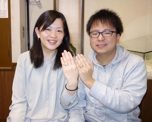 佐賀市のNさんカップル