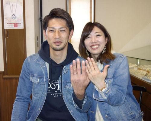 神埼市のEさんカップル