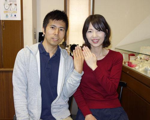 神埼市のMさんカップル