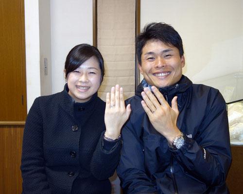 福岡県宗像市のNさんカップル