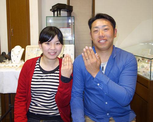 杵島郡のKさんカップル
