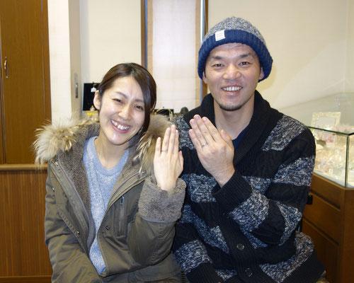 長崎県西海市のTさんカップル