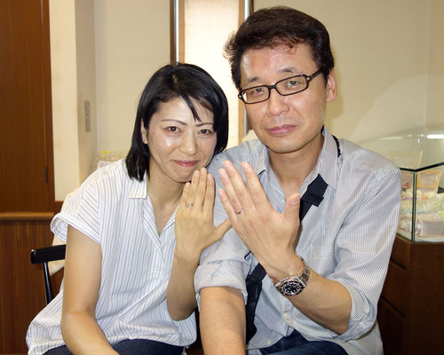 杵島郡のTさんカップル
