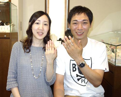 福岡県古賀市のTさんカップル