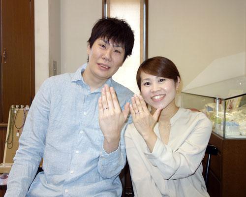 武雄市Nさんカップル