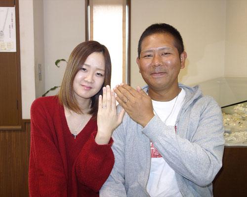 佐賀市のEさんカップル