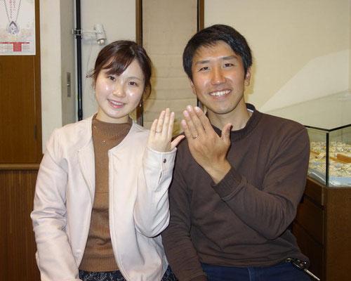 福岡県大川市のNさんカップル