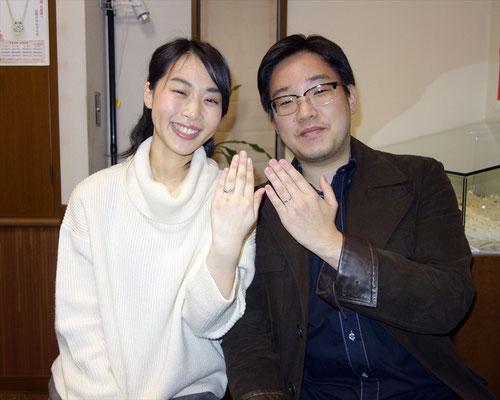 佐賀市のTさんカップル