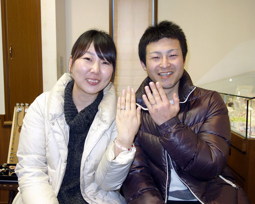 大分県臼杵市のSさんカップル