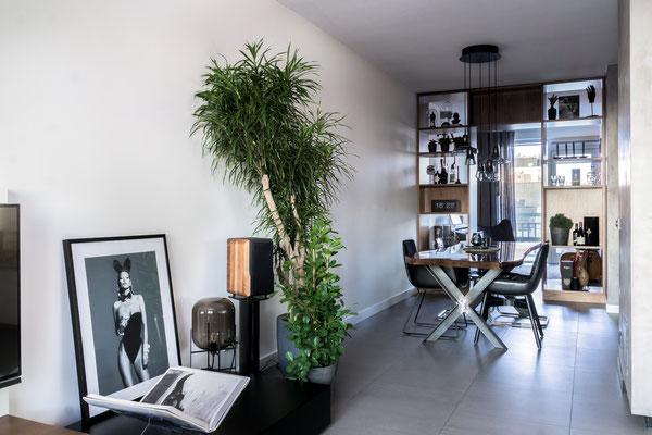afstyling penthouse (Noordwijk)