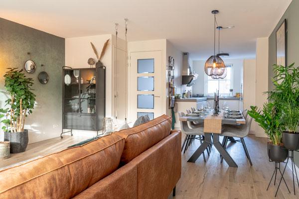 nieuwbouw huis van leeg naar KEUNN (Noordwijk)
