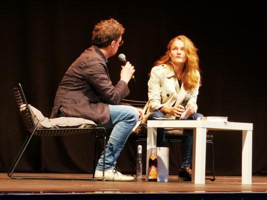 Fabian Bader und Carolin Wittmann