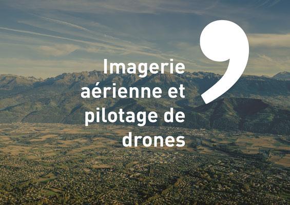 Imagin'Air | Imagerie aérienne et pilotage de drone