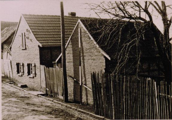 Bruchstrasse 69 - Heinrich Steinberger -Urgroßvater