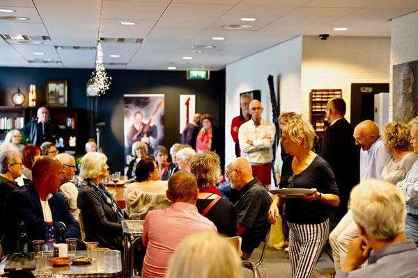 Opening Kunstpoeten en Gitaren 2019