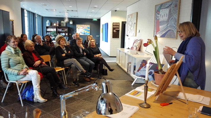 Poeziefestival 2019 met Anneke Piersma