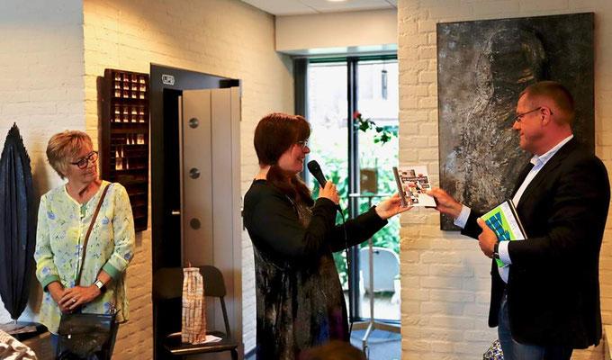 Opening Kunstpoeten 2019 en Gitaren met ds. Wim Beekman