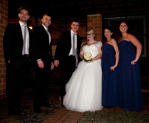 Hochzeitsfotografie Neuss