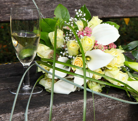 Brautstrauss, Hochzeitsfotografie
