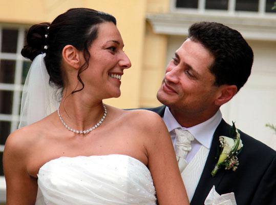 Hochzeitsfotos Schloss Dyck