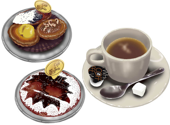 菓子 スイーツ 和菓子 洋菓子 タルト ケーキセット