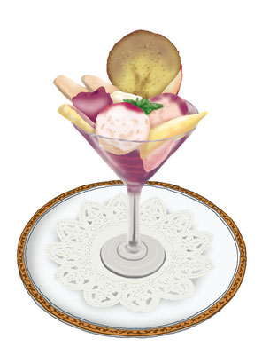 菓子 スイーツ 和菓子 洋菓子 洋梨パフェ