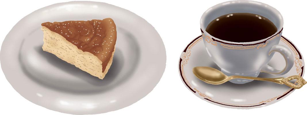菓子 スイーツ 和菓子 洋菓子 チーズケーキセット