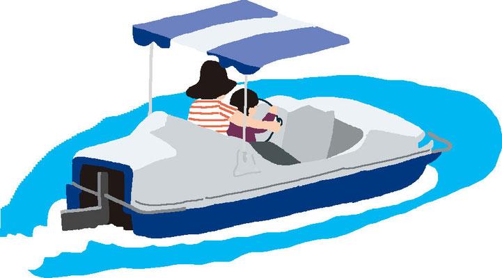 乗りもの ボート