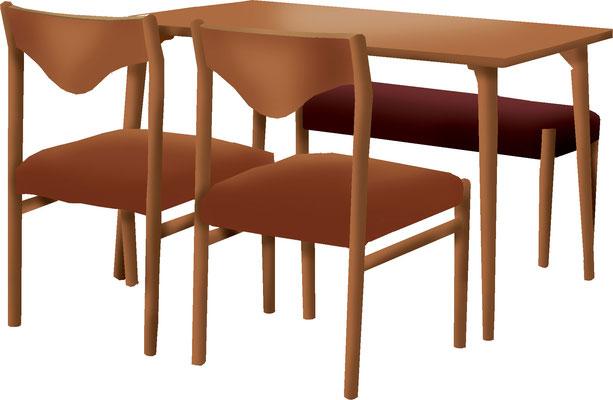 雑貨 家具 生活用品 家具 ダイニングテーブル