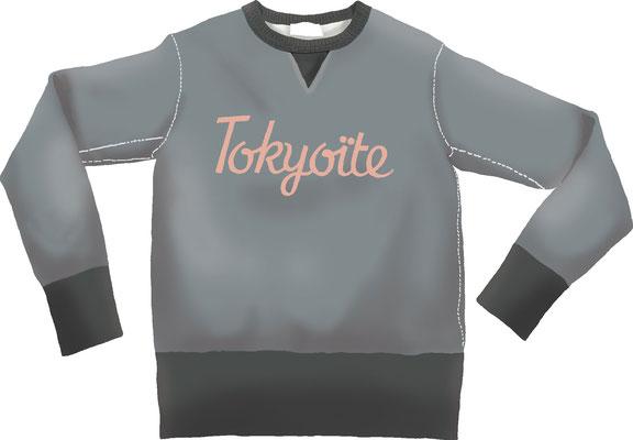 衣類 服飾  tokyoit スゥェット