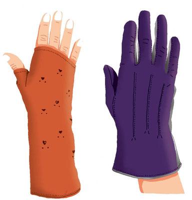 衣類 服飾 革手袋