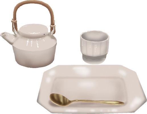 雑貨 家具 生活用品 h+ エイチプラス 食器