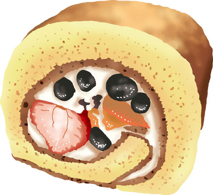 菓子 スイーツ 和菓子 洋菓子 フルーツロール ロールケーキ