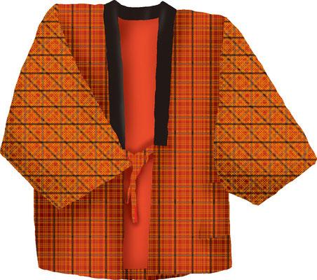 衣類 服飾  久留米はんてん