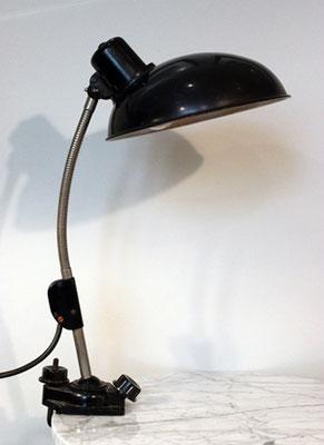 Klemmleuchte, Schreibtischlampe, Arbeitsleuchte Helion
