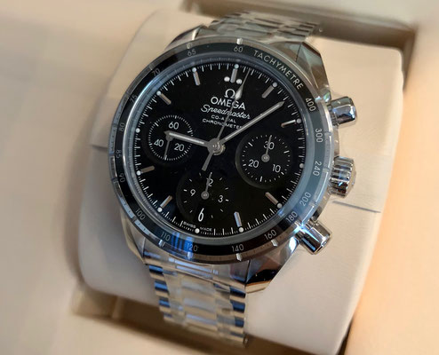 Speedmaster Co-Axial Chronograph 38mm