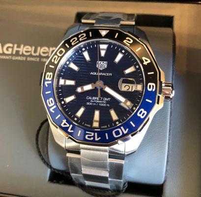 Aquaracer 300M GMT 43mm