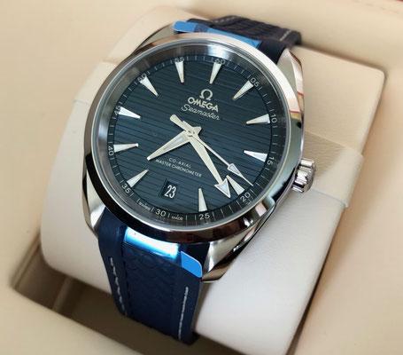 Seamaster Aqua Terra 150m Omega Co-Axial Master Chronometer 38mm