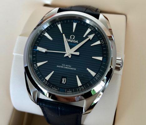 Seamaster Aqua Terra 150m Omega Co Axial Master Chronometer 41mm