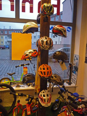 Im Geschäft Fahrrad Kuhse