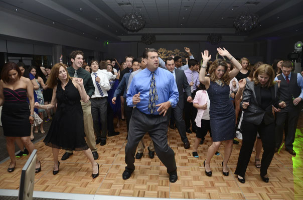 Russ gets down at Micayla's Sweet 16 party